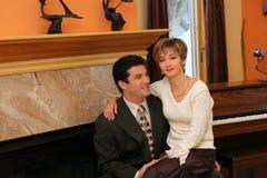 пары самонаводят Стоковая Фотография RF