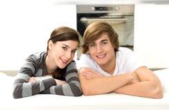 пары самонаводят Стоковые Фотографии RF