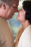пары счастливые зреют Стоковое Изображение RF