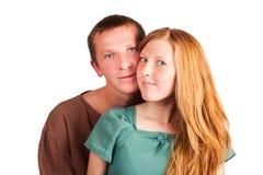 пары счастливые Стоковые Фотографии RF