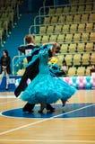 Пары танца, Стоковые Изображения RF