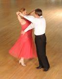 Пары танцев   Стоковая Фотография RF