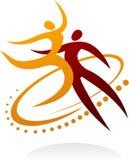 Пары танцы - 1 бесплатная иллюстрация