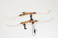 пары archery Стоковое Изображение