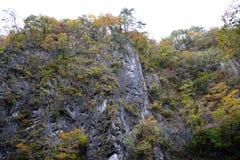 Парящие скалы стоковое изображение