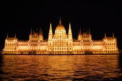 Парламент Будапешта Стоковые Изображения RF