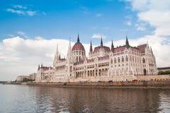 Парламент Будапешта Стоковое Изображение RF