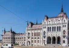 Парламент Будапешта Стоковое фото RF