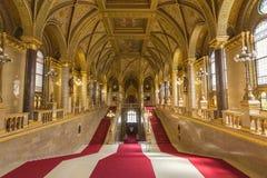 Парламент Будапешта Стоковые Фото