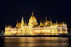 Парламент Будапешта Стоковые Фотографии RF