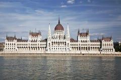 Парламент Будапешт Стоковые Изображения RF