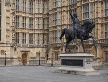 Парламент Великобритании в Лондоне стоковые изображения rf