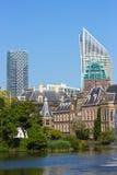 парламент голландского haag вертепа состава панорамный Стоковые Изображения RF