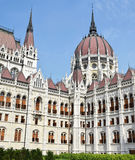 парламент здания budapest Стоковая Фотография RF
