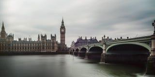 парламент домов ben большой Стоковое Фото