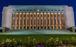 Парламент расквартировывает в Хельсинки Стоковая Фотография RF