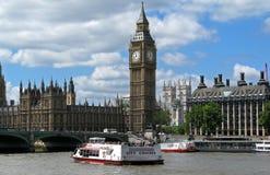 парламент london дома Стоковое фото RF