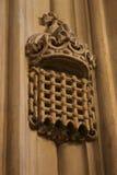 Парламент Portcullis Великобритании Стоковые Фото