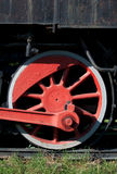 пар двигателя старый Стоковая Фотография RF