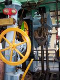 пар двигателя Стоковая Фотография