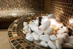 пар детали ванны Стоковые Фото