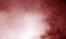 Пар на красной предпосылке стоковая фотография rf