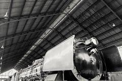 пар паровоза двигателя Стоковое Изображение