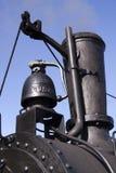 пар паровоза двигателя Стоковое фото RF