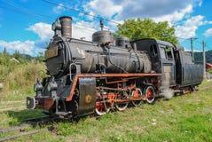 пар паровоза двигателя Стоковое Фото