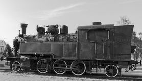 пар паровоза двигателя Стоковые Изображения
