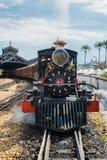 Пар-поезд Стоковая Фотография RF