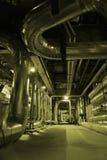 пар труб Стоковое фото RF