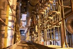 пар труб Стоковая Фотография RF