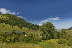 Пасека в горах Стоковые Фотографии RF