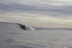 пасмурная волна Стоковые Фотографии RF