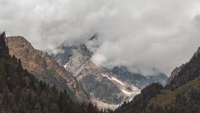 Пасмурная Грузия стоковая фотография