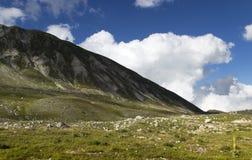 Пасмурная долина Стоковая Фотография RF