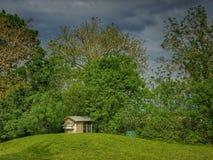 Пасмурная погода Стоковое фото RF
