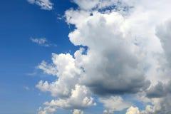 пасмурное небо дождя Стоковые Фото