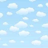 пасмурное небо Стоковое фото RF