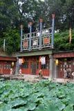 Пасмурный день на летнем дворце, Пекин, Китае стоковая фотография