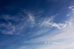 пасмурный холодный день Стоковое фото RF