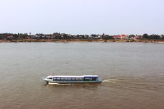 Пассажирские корабли Стоковая Фотография