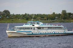 пассажирский корабль стоковая фотография