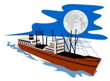 пассажирский корабль бесплатная иллюстрация