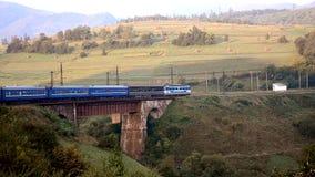 пассажирский поезд электрического паровоза акции видеоматериалы