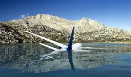Пассажирский самолет Стоковые Фотографии RF