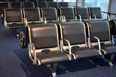 Пассажиры сидя фотоснимок запаса расположения Стоковое Фото