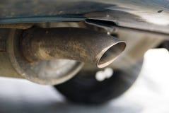 пассажир вытыхания автомобиля Стоковые Изображения RF