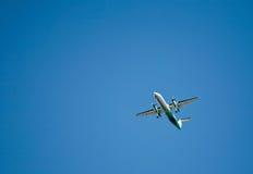 пассажир полета Стоковые Изображения